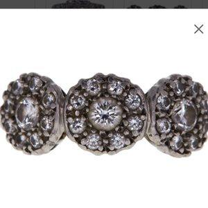 Jewelry - Diamond three stone ring